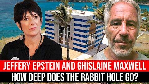Epstein and Ghislaine Maxwell