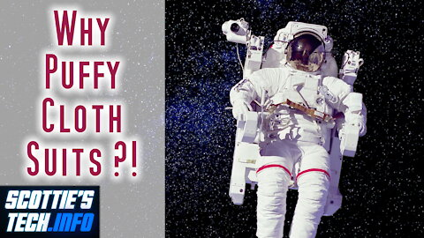 Why haven't space suits changed in 45 years?