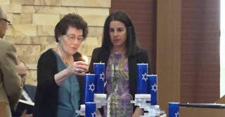Holocaust remembrance ceremony in Henderson
