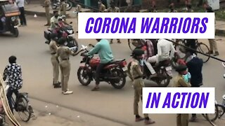 Fighting Corona | Mask Distribution | India (WB) | Lockdown
