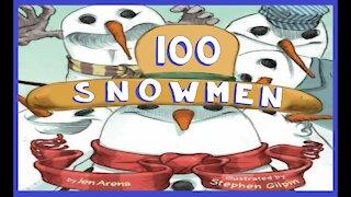 100 Snowmen by Jen Arena   Read Aloud   Simply Storytime