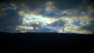 Turbine clouds