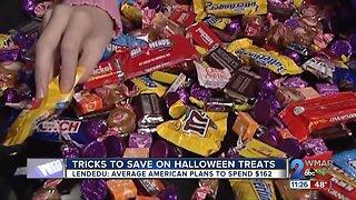 Tricks to saving on Halloween treats