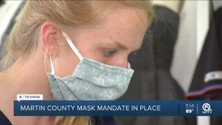 Martin County commissioners pass new mask mandate