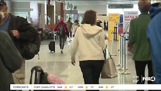 Health officials concerned over holiday's and COVID
