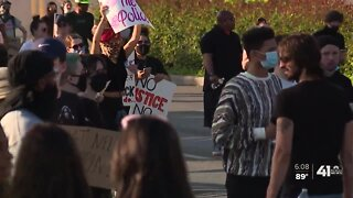 Plaza business owners support protests, saddened by closures