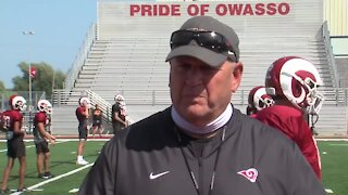 Interview with Owasso Head Coach