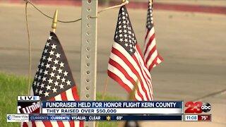 Honor Flight Kern County KERN Radio fundraiser