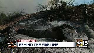 Woodbury Fire burns more than 80k acres