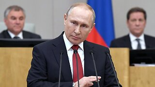Proposal Would Let Vladimir Putin Remain Russia's President Until 2036