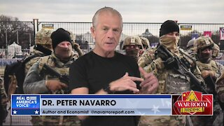 Navarro: Esper Had It In For President Trump