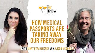 We Know - How medical passport are taking away our freedoms!