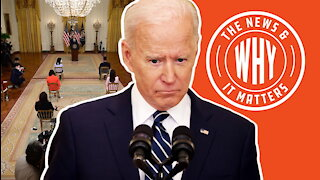 'SCARY TO WATCH': Biden FINALLY Holds His FIRST News Conference   Ep 744