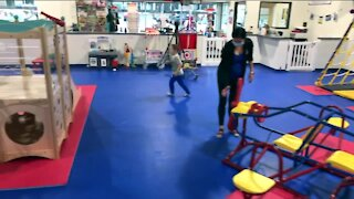 Specialized gym for children with special needs helping kids rebound in this pandemic