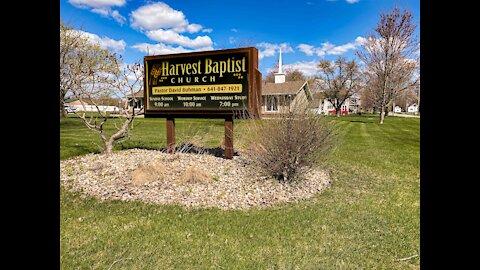 April 18, 2021 - Resting In Jesus - Sunday Morning Service