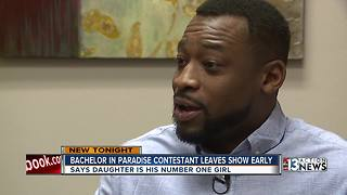 Kenny King talks about Bachelor experience