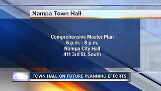 Nampa Master Plan town hall