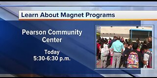 Learn about magnet programs
