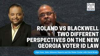 Roland Martin, Ken Blackwell: Two different perspectives on the new Georgia Voter ID law