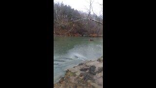 Spring River at Salem, Arkansas