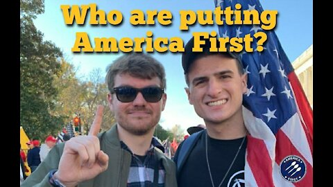Orthodoxy First interview with Nick Fuentes || Who are putting America First?
