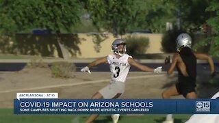 Battling COVID-19 in Arizona schools