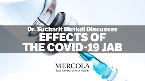Effects of the COVID-19 Jab- Interview with Dr. Sucharit Bhakdi
