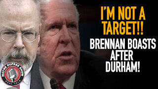 RNC Convention Preview; Brennan Claims He Free Of Durham's Investigation!