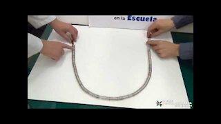 Electromagnetic train (linear electric motor)