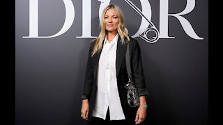 Kate Moss 'didn't have a plan' for her career