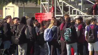 Stoneman Douglas students walkout