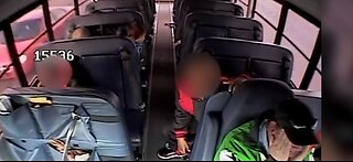 Las Vegas family wants answers after brutal bus leg-breaking incident caught on camera