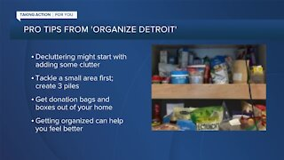 Getting Organized with Organize Detroit
