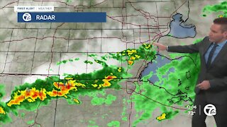Metro Detroit Forecast: More rain, but humidity begins to drop