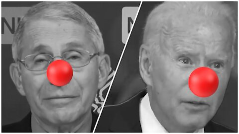 ON MASKS: Fauci and Biden vs. Fauci and Biden