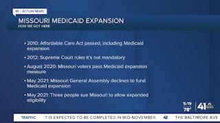 Missouri Medicaid expansion