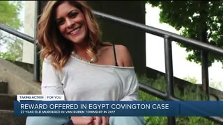 Crime Stoppers now offering $25,000 reward for tips leading to arrest in Egypt Covington murder