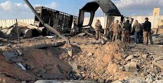 Iraq rocket fire targets base hosting US, coalition forces