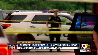 Police chief addresses spike in gun violence
