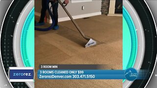 There's Truly A Better Way To Clean Your Carpet // Zerorez