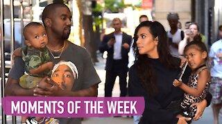 Kanye West Launching 'Yeezy' Beauty Brand As Saint West DISSES Mommy Mim Kardashian   MOTW