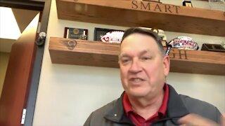 Former TU coach Bill Blankenship remembers 'Coach'