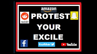 PROTEST YOUR EXCILE PLEASE SHARE