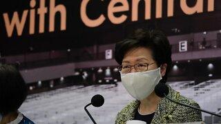 Treasury Department Sanctions 11 Officials In China, Hong Kong