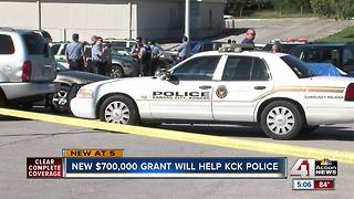 KCKPD receives $700K grant for 'innovative' policing