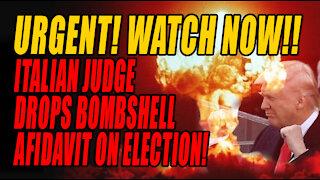 Italian Judge Video Youtube BANNED