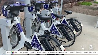 Heartland BCycle offering free rides to voters