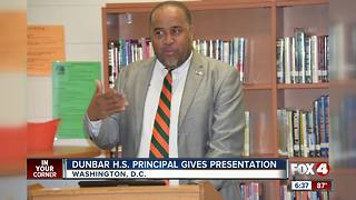 Dunbar Principal to Testify Before House Education Committee
