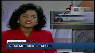 Remembering the legacy of former 7 Eyewitness News anchor Jean Hill
