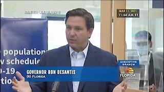 DeSantis: DC Is Dead, Florida is Alive